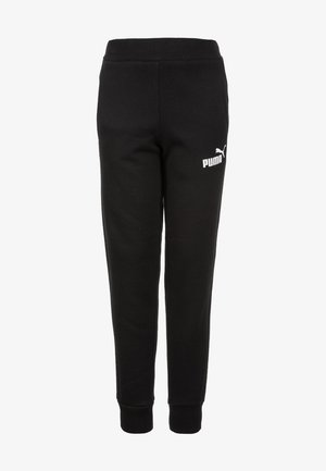 KINDER - Tracksuit bottoms - black