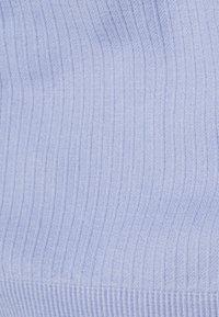 Weekday - TORA SOFT BRA - Alustoppi - light blue - 2