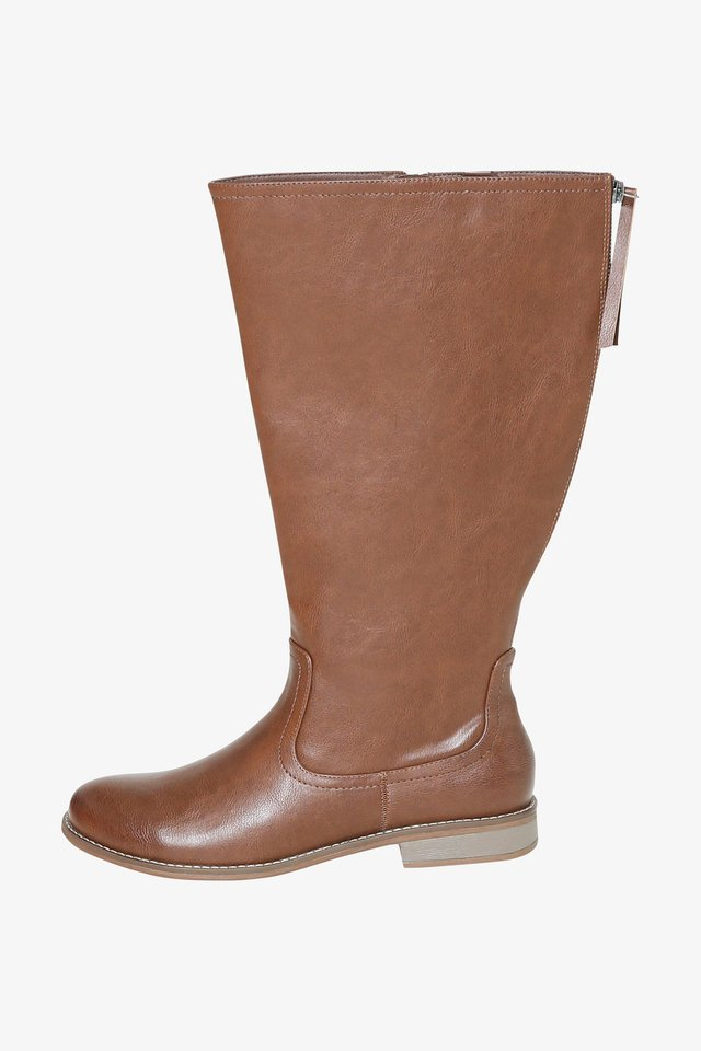 MIT REISSVERSCHLUSS - Laarzen - brown