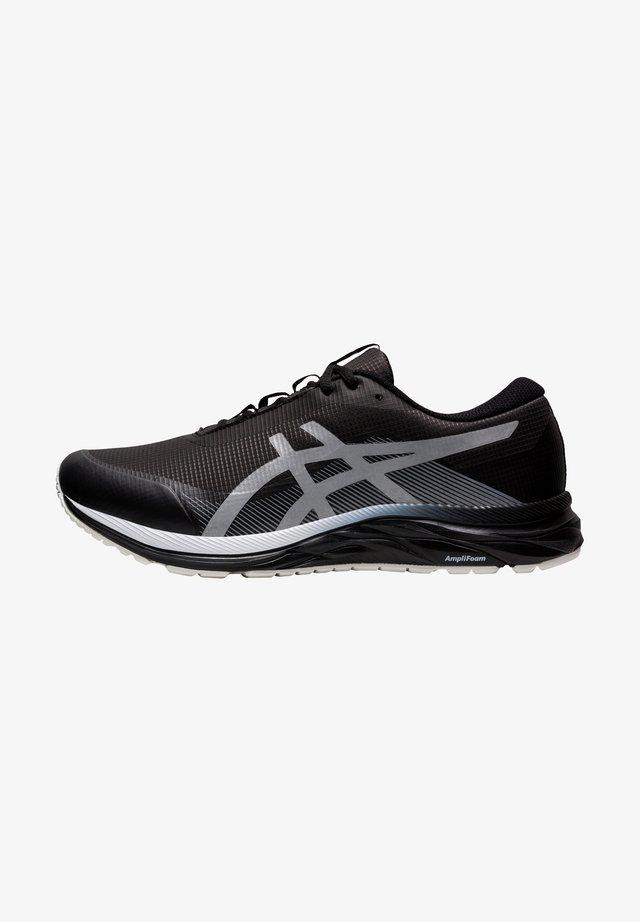 Sneakersy niskie - graphite grey/pure silver