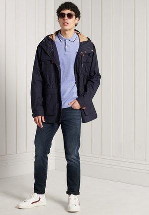 Polo shirt - mazarine blue