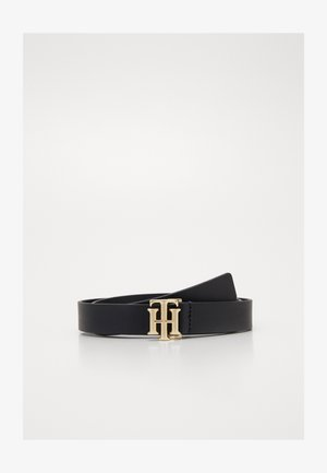 LOGO BELT - Belte - blue