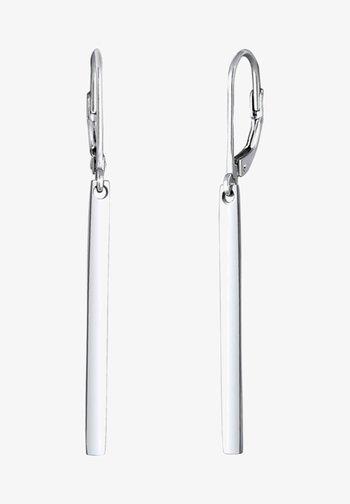 GEO LOOK BASIC - Earrings - silber
