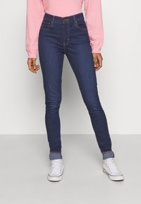 Levi's® - 720 HIRISE SUPER SKINNY - Jeans Skinny Fit - echo bruised - 0