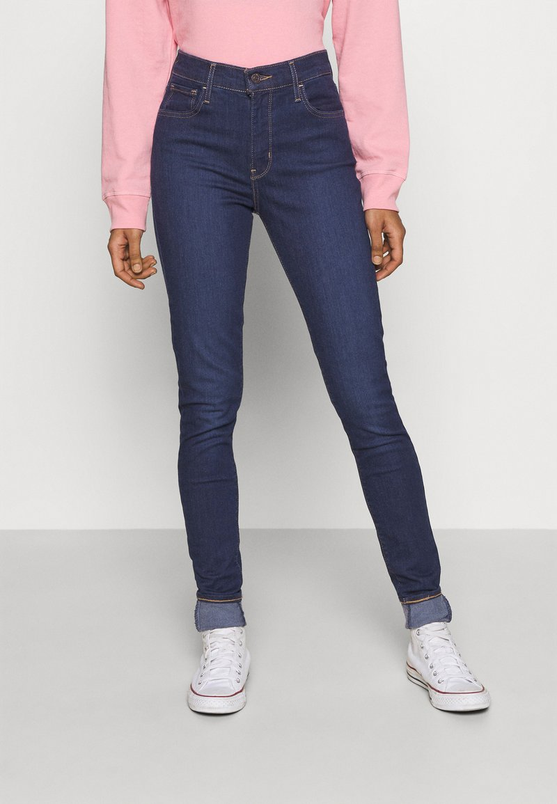 Levi's® - 720 HIRISE SUPER SKINNY - Jeans Skinny Fit - echo bruised