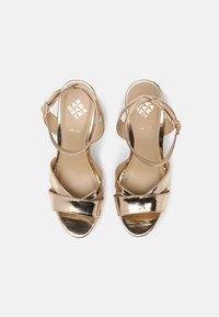 San Marina - MOANY - Platform sandals - or - 4