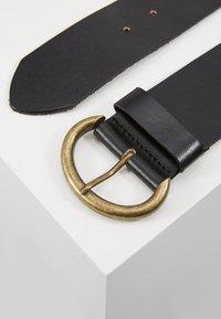 Benetton - Waist belt - black - 4