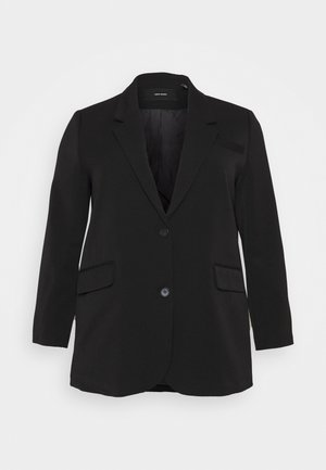 VMIVY OVERSIZED BLAZER CURVE - Blazer - black