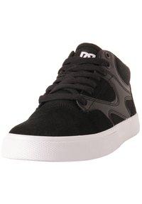 DC Shoes - KALIS VULC MID - Trainers - black - 1