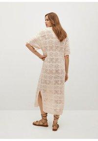 Mango - Jumper dress - ecru - 1