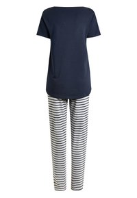 Next - Pyjama set - dark blue - 1