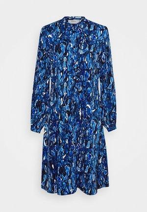 LATIF - Košilové šaty - blue