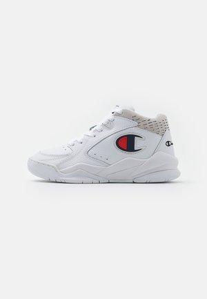 MID CUT SHOE ZONE  - Basketbalové boty - white