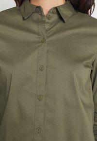 JDY - Button-down blouse - kalamata - 4
