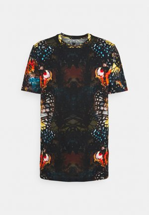 MOTHRA  - Print T-shirt - black