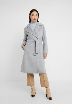 TIGRE - Zimní kabát - melange light grey