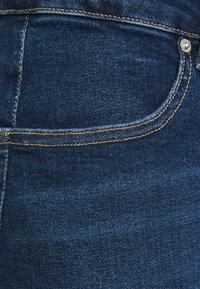 Calvin Klein Jeans Plus - HIGH RISE - Jeans Skinny Fit - denim dark - 2
