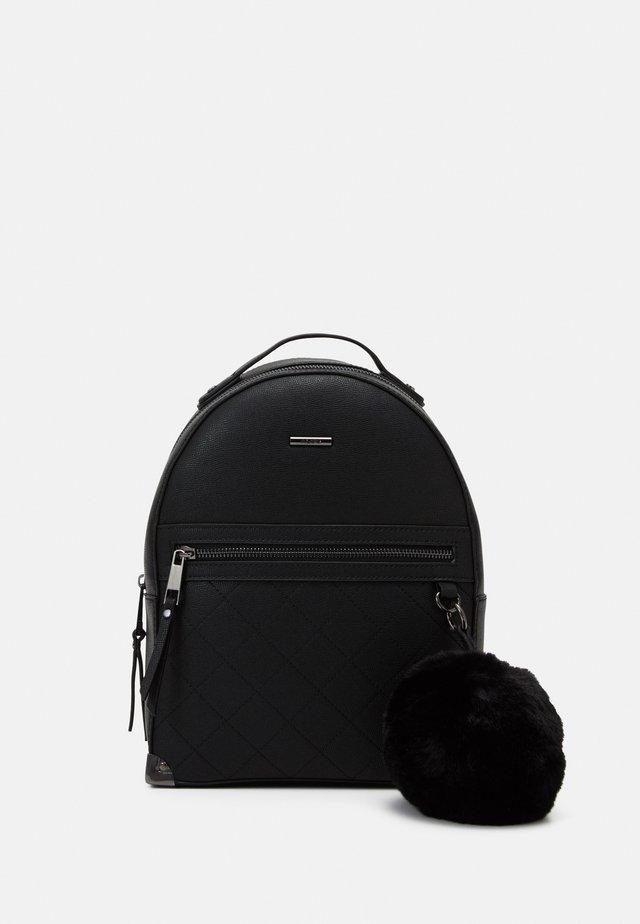 DARMERA - Plecak - jet black