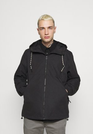 HOOD - Giacca outdoor - black