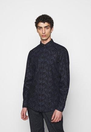 HELI - Shirt - dark blue