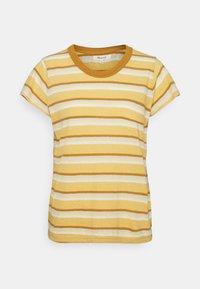 Madewell - PERFECT VINTAGE TEE - Print T-shirt - sahara sand - 3