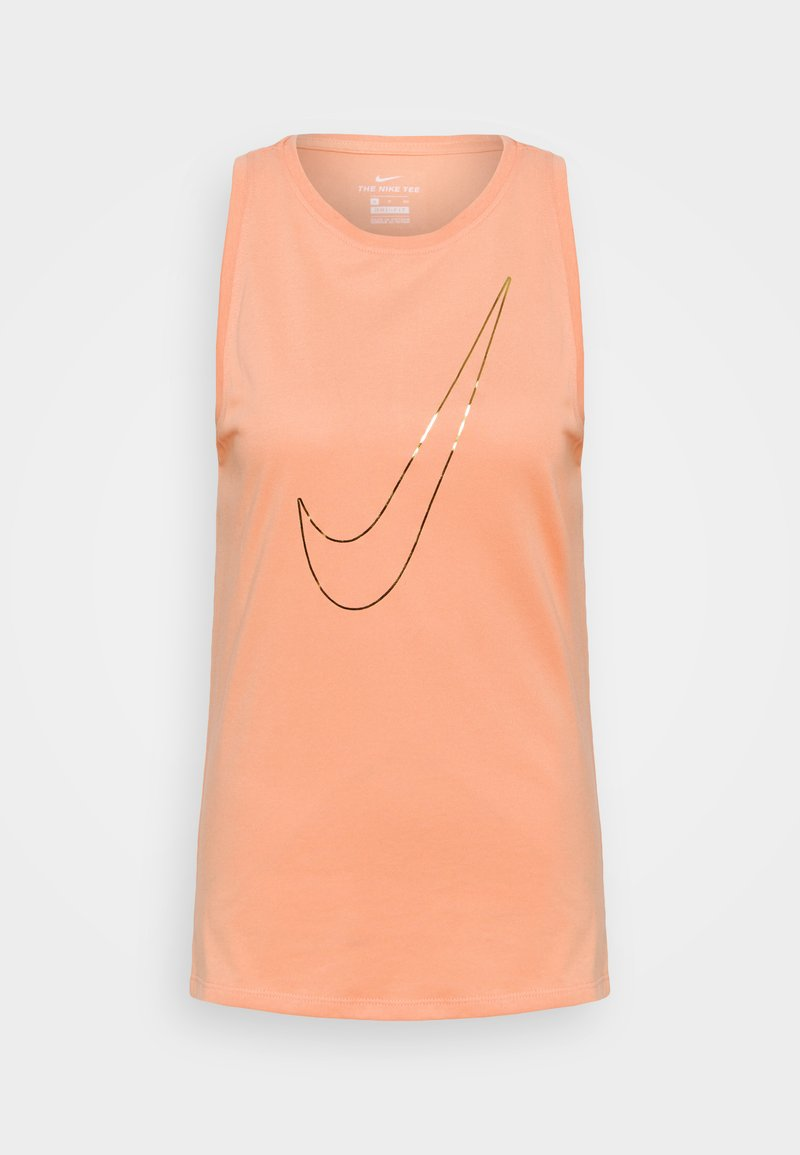 Nike Performance - DRY TANK FEMME - Top - apricot agate