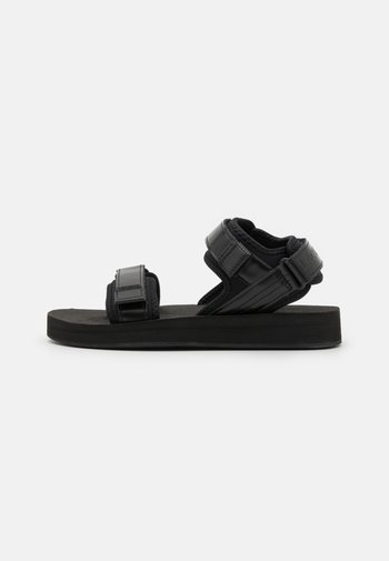 SURUGA - Sandals - black