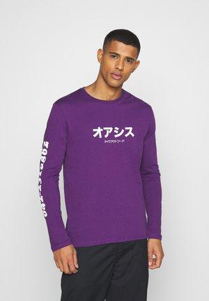 UNISEX - Långärmad tröja - purple