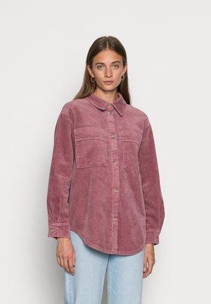 FELUCA - Button-down blouse - wistfull mauve