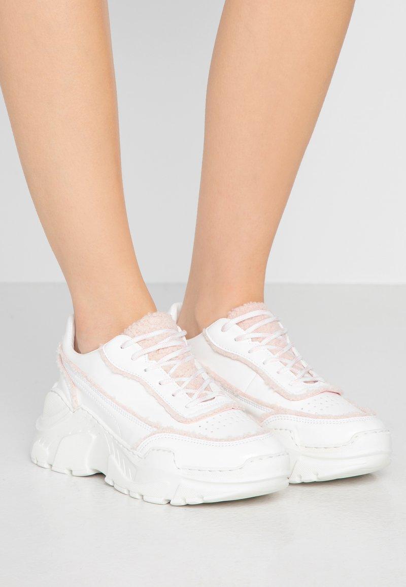 Joshua Sanders - ZENITH CLASSIC DONNA - Sneaker low - pink