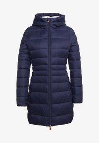 Save the duck - GIGA - Winter coat - blue black - 3