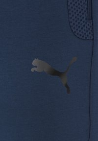 Puma - EVOSTRIPE MEN'S HOMMES - Tracksuit bottoms - dark denim - 3