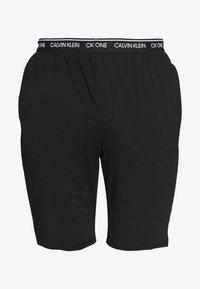 Calvin Klein Underwear - ONE SLEEP - Pyžamový spodní díl - black - 3