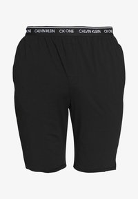 ONE SLEEP - Pyjama bottoms - black