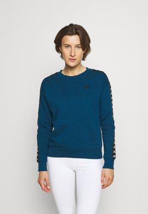 JANKA - Sweatshirt - poseidon