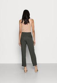 InWear - IZLA PANTS - Trousers - green olive - 2