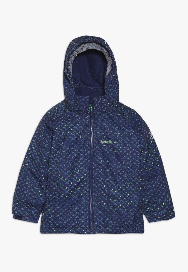BENJI NON STOP - Winter jacket - dark blue