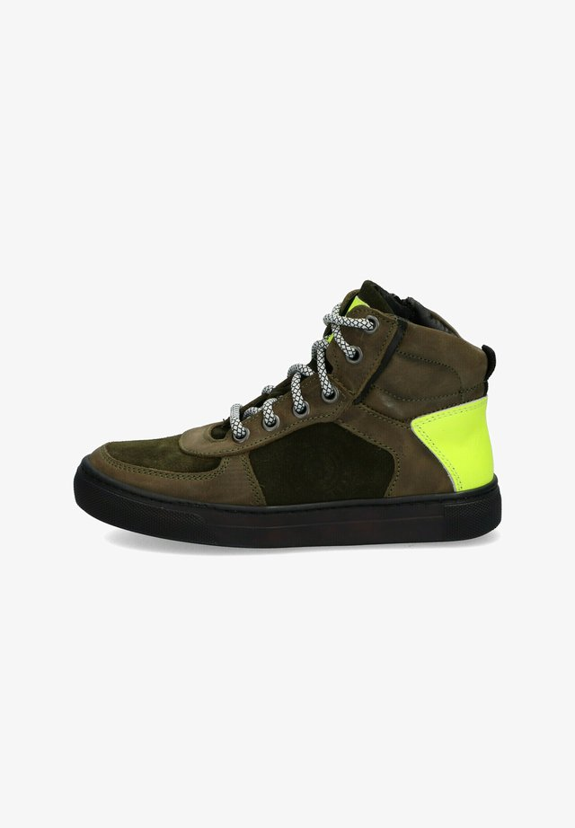 MARK MAURITZ - Sneakers hoog - green