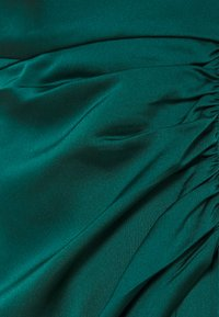 Forever New - KAHLIA ASYMMETRIC COWL NECK DRESS - Cocktail dress / Party dress - dark green - 2