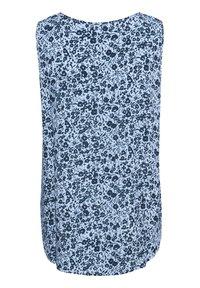 Kaffe - Top - forever blue petit fleur - 5