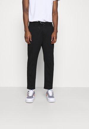 GALFOS MILANO PANT - Tracksuit bottoms - black