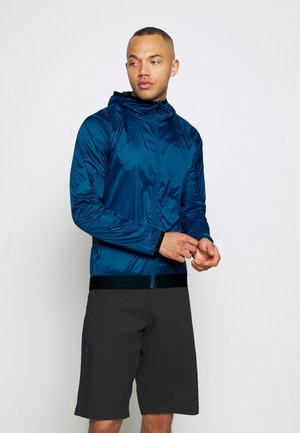 WINDBREAKER JACKET SHELTER - Training jacket - ocean blue