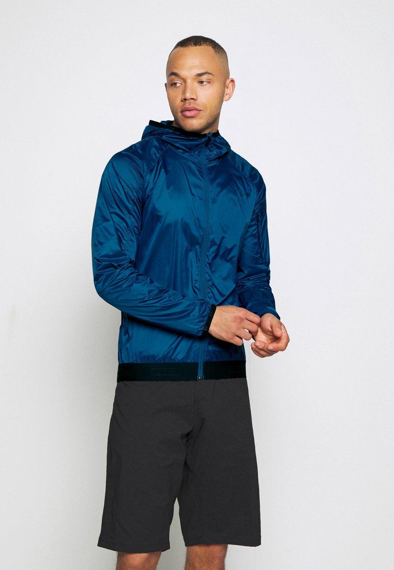ION - WINDBREAKER JACKET SHELTER - Training jacket - ocean blue