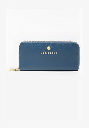 LUXE - Wallet - blau