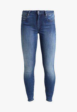 SHAPE HIGH SUPER SKINNY - Jeans Skinny Fit - medium aged