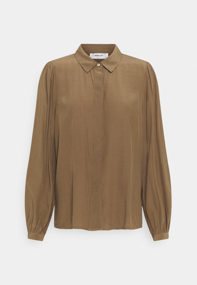 VEDA MELODY  - Button-down blouse - cub