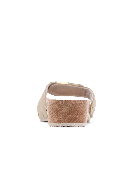 Scholl ORIGINAL Pantolette flach sabbia/beige