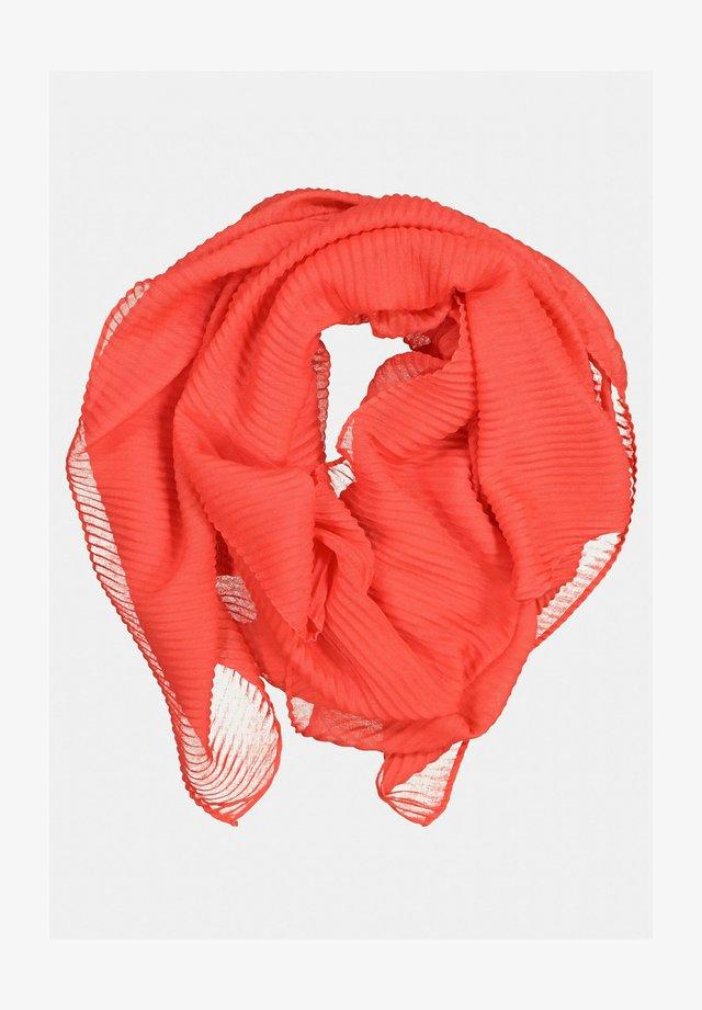 Sjaal - blutorange