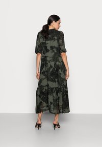 InWear - YASMEEN LONG DRESS - Maxi dress - green camouflage - 2