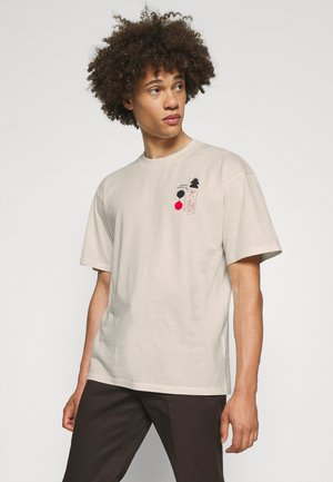 FROM JAPAN WITH LOVE  - Print T-shirt - off-white